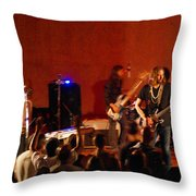Rrb #20 Throw Pillow