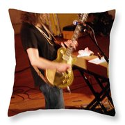 Rrb #21 Throw Pillow