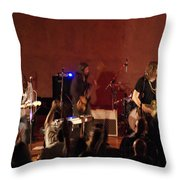Rrb #25 Throw Pillow