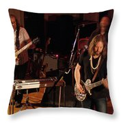Rrb #40 Throw Pillow