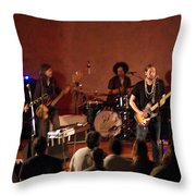 Rrb #48 Throw Pillow