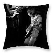 Rt #13 Enhanced Image Throw Pillow