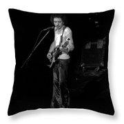 Rt #16 Throw Pillow