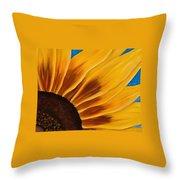 Rubeckia Throw Pillow
