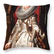 Rubens' Marchesa Brigida Spinola Doria Throw Pillow