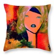 Rubie Throw Pillow
