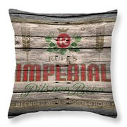 Ruffs Imperial Throw Pillow