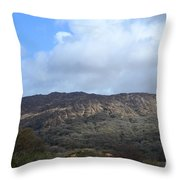 Rugged Ireland Throw Pillow