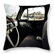 Runaway Inflictions  Throw Pillow