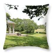 Runnymede Surrey Uk Throw Pillow
