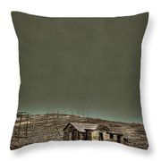 Rural Connections Throw Pillow