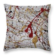 Ruskin Throw Pillow