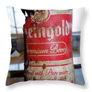 Rusty Reingold Throw Pillow