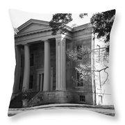 Ruthven Mansion Throw Pillow