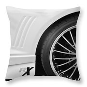 Rx Camaro Throw Pillow
