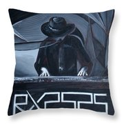 Rx2525 Throw Pillow