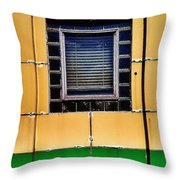 S. Port And W. Jefferson Throw Pillow