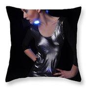 Sabrina3 Throw Pillow