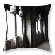 Sacre Coeur 1 Paris France Throw Pillow