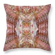Sacred Eyes Of Joy Throw Pillow