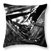 Sacred Geometry - The Triangle Throw Pillow