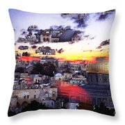 Sacred Throw Pillow