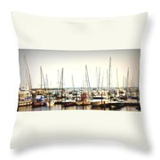 Safe Resting Place Throw Pillow