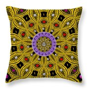 Safety And Love Comes First Throw Pillow