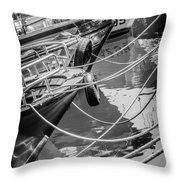 Safety Throw Pillow