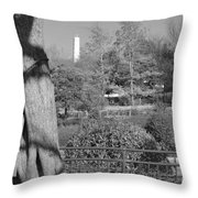 Sagamihara Asamizo Park 15a Throw Pillow