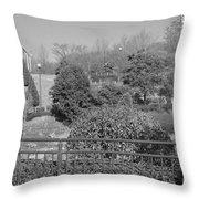 Sagamihara Asamizo Park 16a Throw Pillow