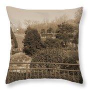 Sagamihara Asamizo Park 16b Throw Pillow