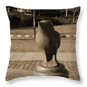 Sagamihara Asamizo Park 6b Throw Pillow