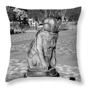 Sagamihara Asamizo Park 7d Throw Pillow
