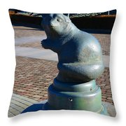 Sagamihara Asamizo Park 9 Throw Pillow