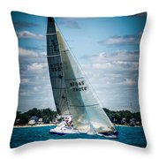 Sailing 97045 Throw Pillow