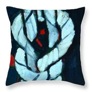 Sailor Knot 7 Throw Pillow