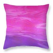 Sailors Delight Throw Pillow by Jack Zulli