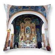 Saint Ana Church. Throw Pillow