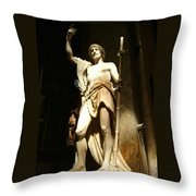 Saint John The Baptist Throw Pillow