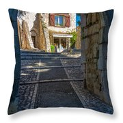 Saint Paul Entrance Throw Pillow