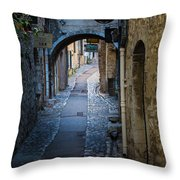 Saint Paul Rue Grande Throw Pillow