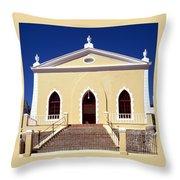 Saint Stephen's Church Throw Pillow