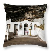Saint Thomas Church Throw Pillow