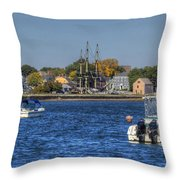 Salem Throw Pillow