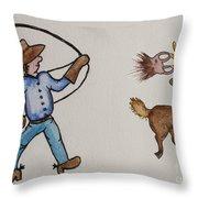 Sales Fairy Dancer 4 Throw Pillow