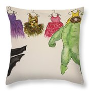Sales Fairy Dancer 6 Throw Pillow