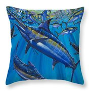 Salinas Off006 Throw Pillow