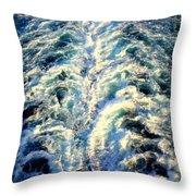 Salt Life Throw Pillow