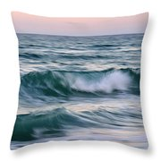 Salt Life Square Throw Pillow by Laura Fasulo